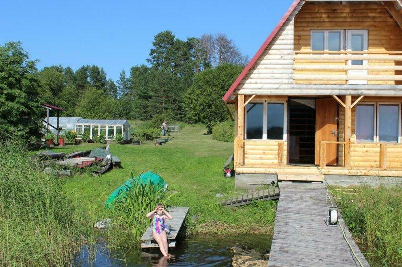 Дом, 60 кв.м. на 5 человек, 1 спальня, Часовенская, б/н, Медвежьегорск - Фотография 19