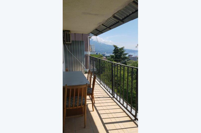 Двухкомнатный номер на 2 этаже , Виноградная улица, 8В, Ливадия, Ялта - Фотография 4