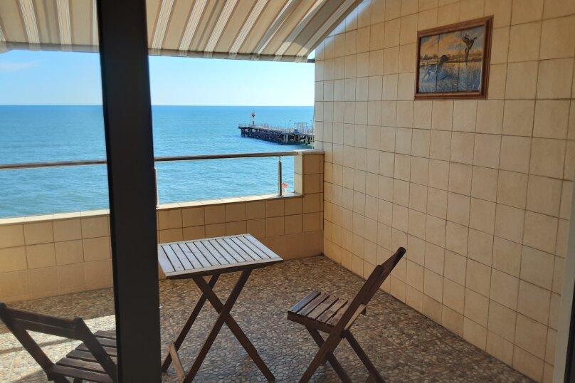 Таунхаус на берегу моря, 128 кв.м. на 6 человек, 3 спальни, Курортный проспект, 109/6, Сочи - Фотография 32