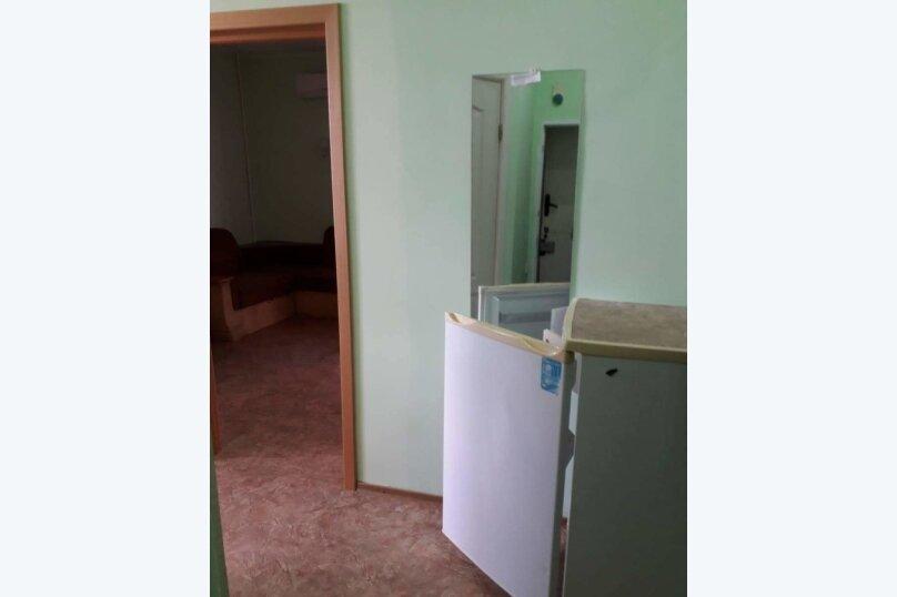 1-комн. квартира, 30 кв.м. на 3 человека, улица Бондаренко, 2, поселок Орджоникидзе, Феодосия - Фотография 4