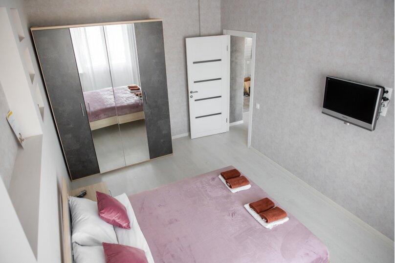 2-комн. квартира, 67 кв.м. на 4 человека, улица Спартака, 2, Ставрополь - Фотография 3