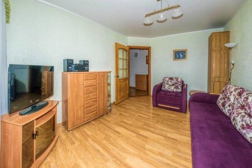 2-комн. квартира, 45 кв.м. на 5 человек, проспект Юрия Гагарина, 36, Севастополь - Фотография 2