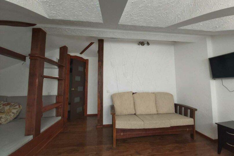 Отдельная комната, Лазурная улица, 16, Оленевка - Фотография 14