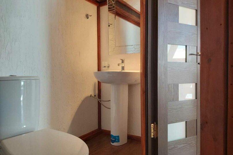 Отдельная комната, Лазурная улица, 16, Оленевка - Фотография 15