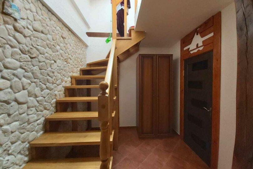 Отдельная комната, Лазурная улица, 16, Оленевка - Фотография 18
