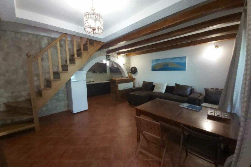 Отдельная комната, Лазурная улица, 16, Оленевка - Фотография 24