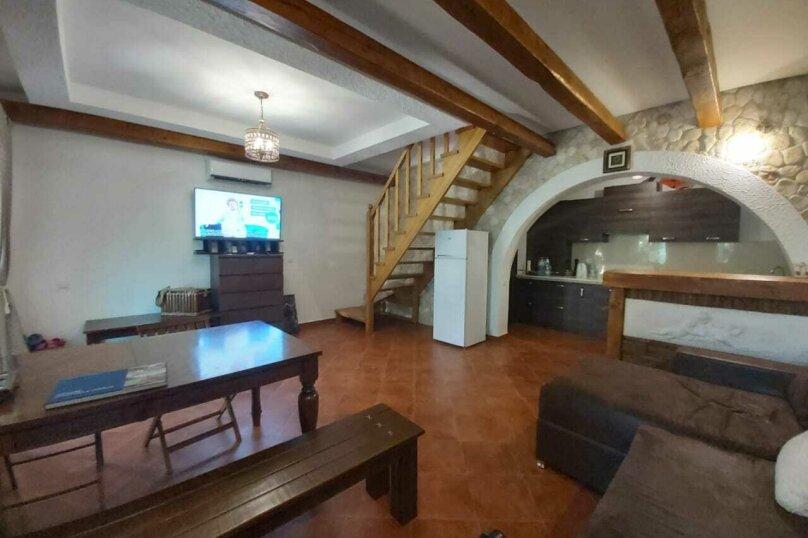 Отдельная комната, Лазурная улица, 16, Оленевка - Фотография 25