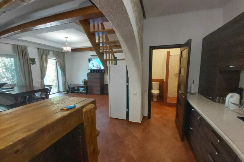 Отдельная комната, Лазурная улица, 16, Оленевка - Фотография 28