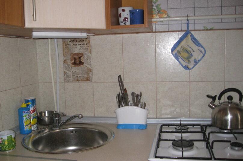 2-комн. квартира, 42 кв.м. на 4 человека, Нахимова, 25, поселок Орджоникидзе, Феодосия - Фотография 5