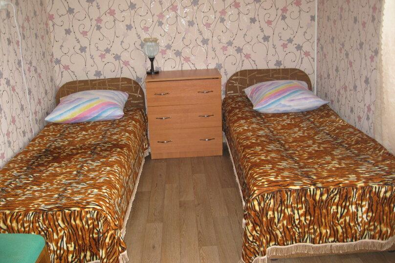 2-комн. квартира, 42 кв.м. на 4 человека, Нахимова, 25, поселок Орджоникидзе, Феодосия - Фотография 7