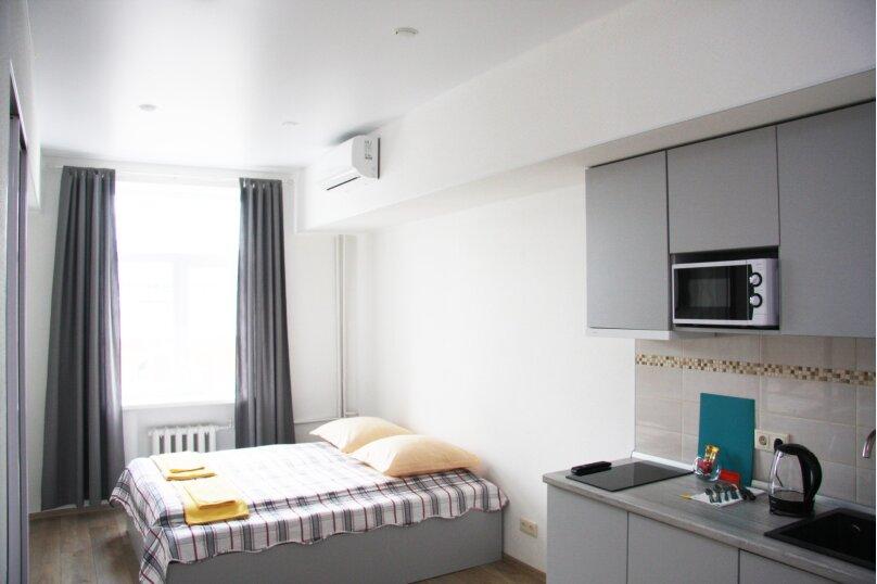 1-комн. квартира, 113 кв.м. на 3 человека, улица Парижской Коммуны, 4, Казань - Фотография 1
