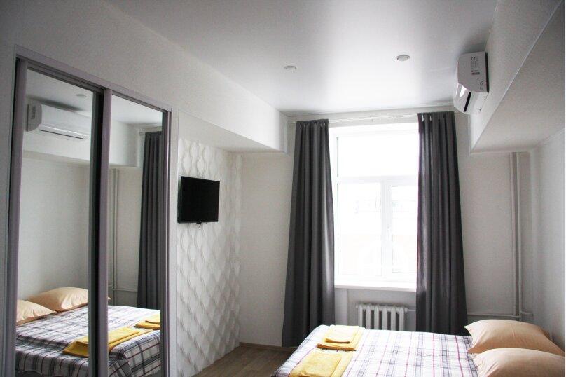 1-комн. квартира, 113 кв.м. на 3 человека, улица Парижской Коммуны, 4, Казань - Фотография 2