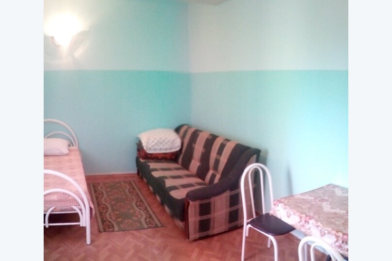 Стандарт двухместный с внешней ванной комнатой, улица Трудящихся, 80А, Анапа - Фотография 1