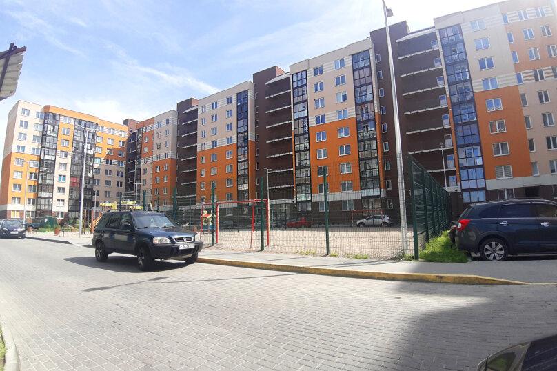 1-комн. квартира, 33 кв.м. на 2 человека, Тихорецкая улица, 22, Калининград - Фотография 8