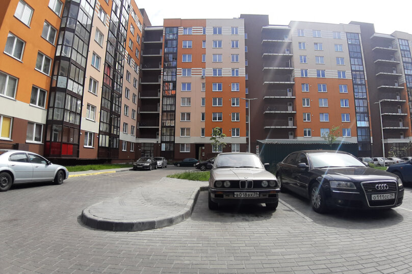 1-комн. квартира, 33 кв.м. на 2 человека, Тихорецкая улица, 22, Калининград - Фотография 9
