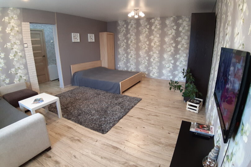 1-комн. квартира, 45 кв.м. на 3 человека, улица Гайдара, 94, Калининград - Фотография 6