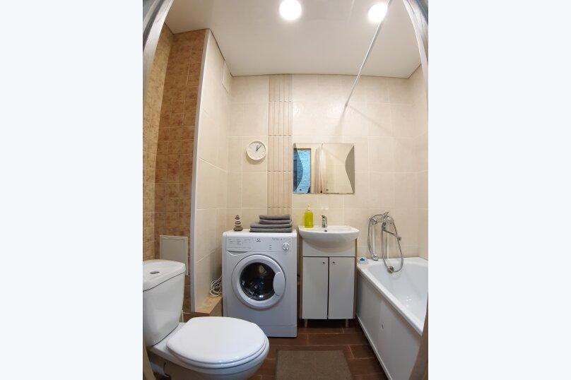 1-комн. квартира, 45 кв.м. на 3 человека, улица Гайдара, 94, Калининград - Фотография 12