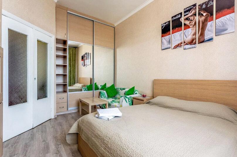 1-комн. квартира, 40 кв.м. на 3 человека, Байкальская улица, 18к4, Москва - Фотография 2