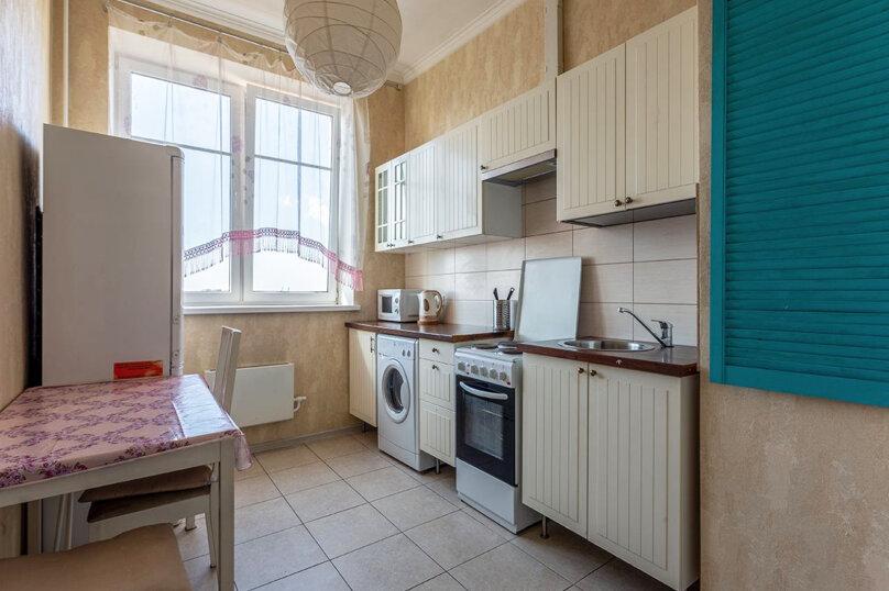 1-комн. квартира, 40 кв.м. на 3 человека, Байкальская улица, 18к4, Москва - Фотография 5