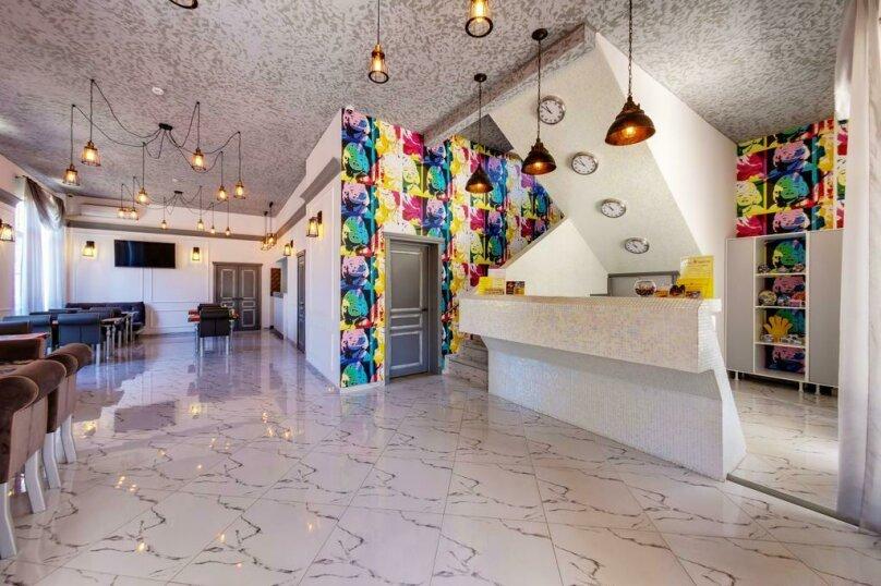 Отель MARTON Сказка, улица Красных Зорь, 117 на 17 номеров - Фотография 13