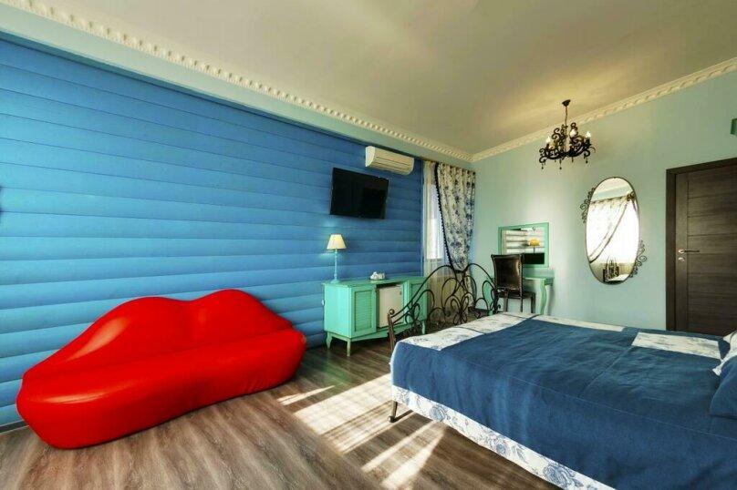 Отель MARTON Сказка, улица Красных Зорь, 117 на 17 номеров - Фотография 45