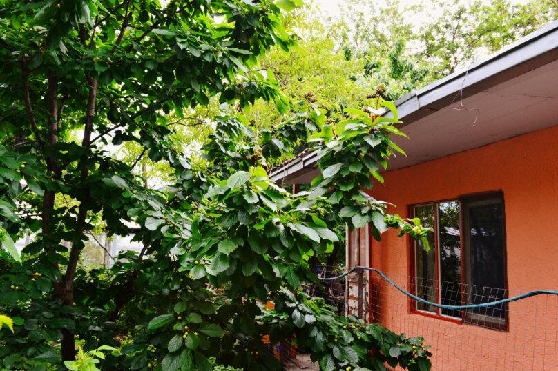 1-комн. квартира, 35 кв.м. на 5 человек, Овражная улица, 8, Витязево - Фотография 7