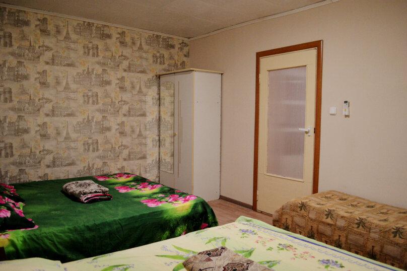 1-комн. квартира, 35 кв.м. на 5 человек, Овражная улица, 8, Витязево - Фотография 12