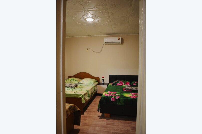1-комн. квартира, 35 кв.м. на 5 человек, Овражная улица, 8, Витязево - Фотография 17