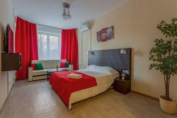 1-комн. квартира, 40 кв.м. на 3 человека, Байкальская улица, 18к1, Москва - Фотография 1