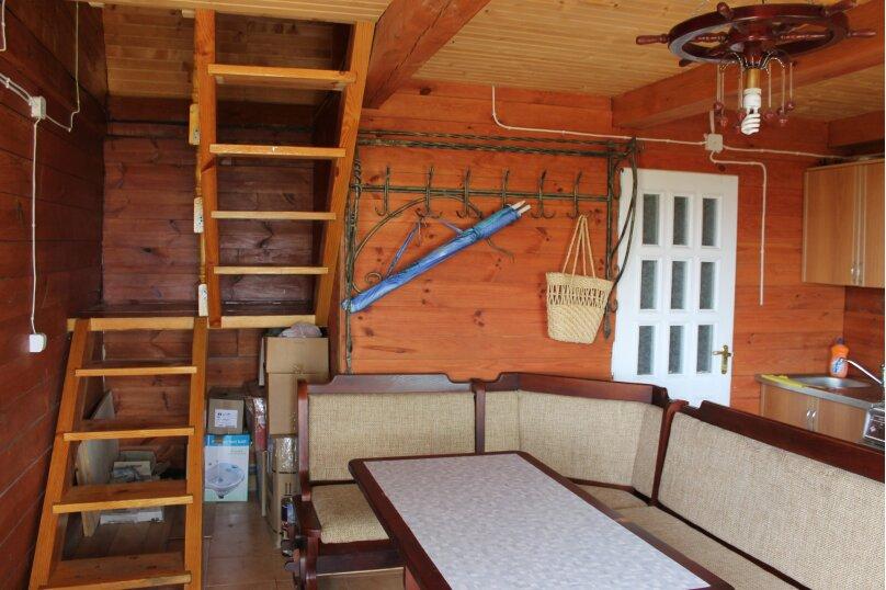 """Красивый деревянный дом, 78 кв.м. на 7 человек, 2 спальни, с/с Мысовский, СТ """"Вишня-96"""", уч 10, село Семеновка - Фотография 8"""