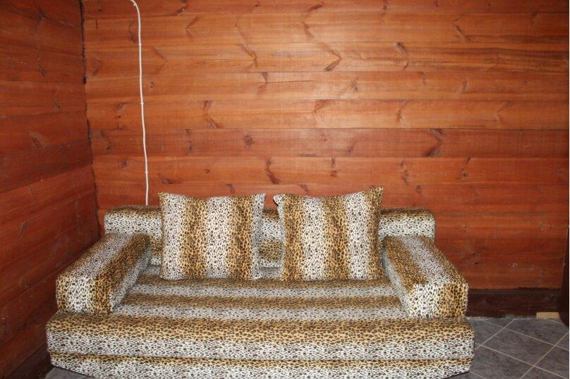 """Красивый деревянный дом, 78 кв.м. на 7 человек, 2 спальни, с/с Мысовский, СТ """"Вишня-96"""", уч 10, село Семеновка - Фотография 15"""