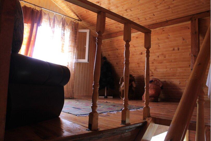 """Красивый деревянный дом, 78 кв.м. на 7 человек, 2 спальни, с/с Мысовский, СТ """"Вишня-96"""", уч 10, село Семеновка - Фотография 16"""