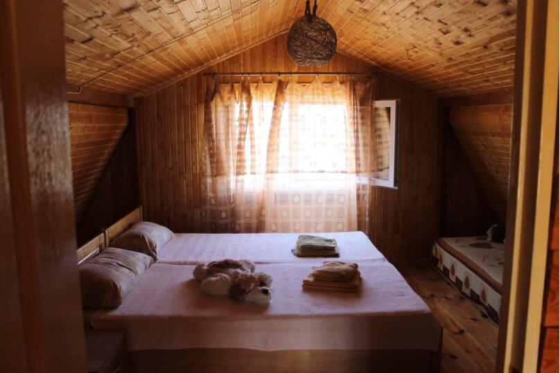 """Красивый деревянный дом, 78 кв.м. на 7 человек, 2 спальни, с/с Мысовский, СТ """"Вишня-96"""", уч 10, село Семеновка - Фотография 17"""
