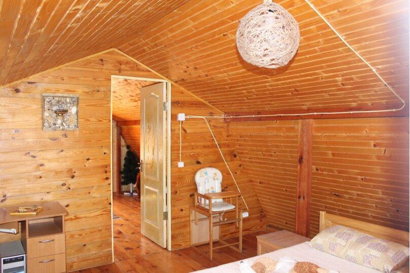 """Красивый деревянный дом, 78 кв.м. на 7 человек, 2 спальни, с/с Мысовский, СТ """"Вишня-96"""", уч 10, село Семеновка - Фотография 19"""