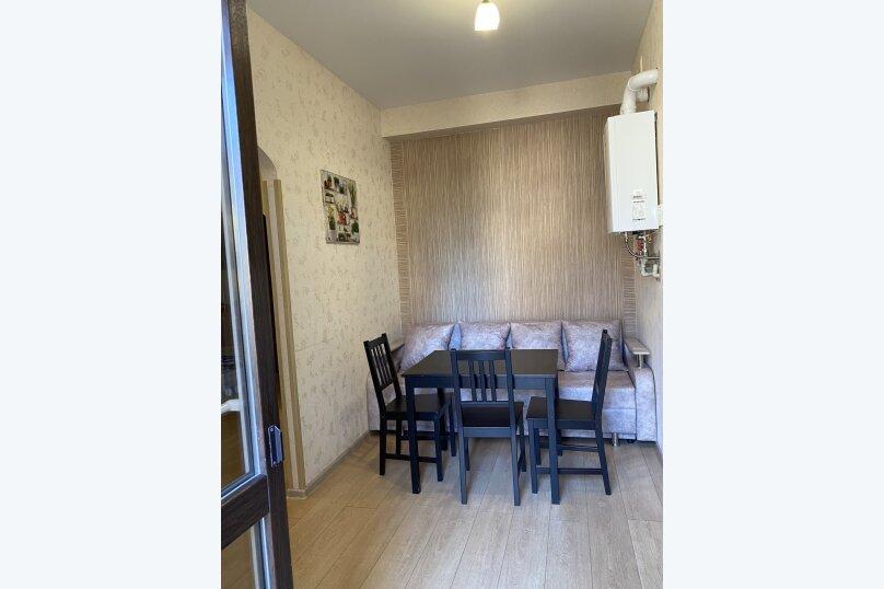 1-комн. квартира, 43 кв.м. на 4 человека, улица Просвещения, 148, Адлер - Фотография 3