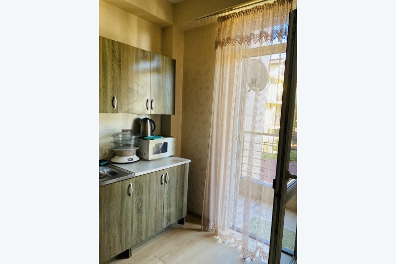 1-комн. квартира, 43 кв.м. на 4 человека, улица Просвещения, 148, Адлер - Фотография 11