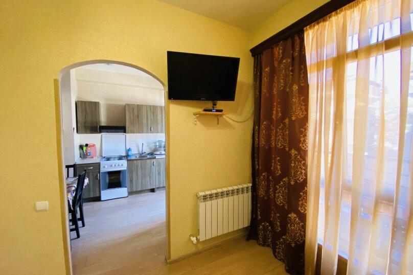 1-комн. квартира, 43 кв.м. на 4 человека, улица Просвещения, 148, Адлер - Фотография 14