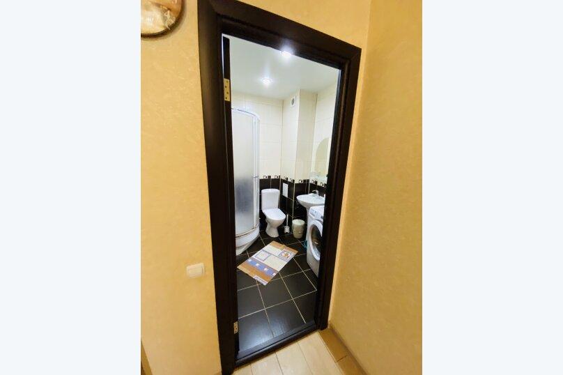1-комн. квартира, 43 кв.м. на 4 человека, улица Просвещения, 148, Адлер - Фотография 15