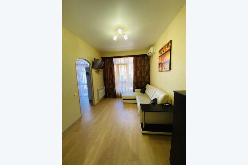 1-комн. квартира, 43 кв.м. на 4 человека, улица Просвещения, 148, Адлер - Фотография 19