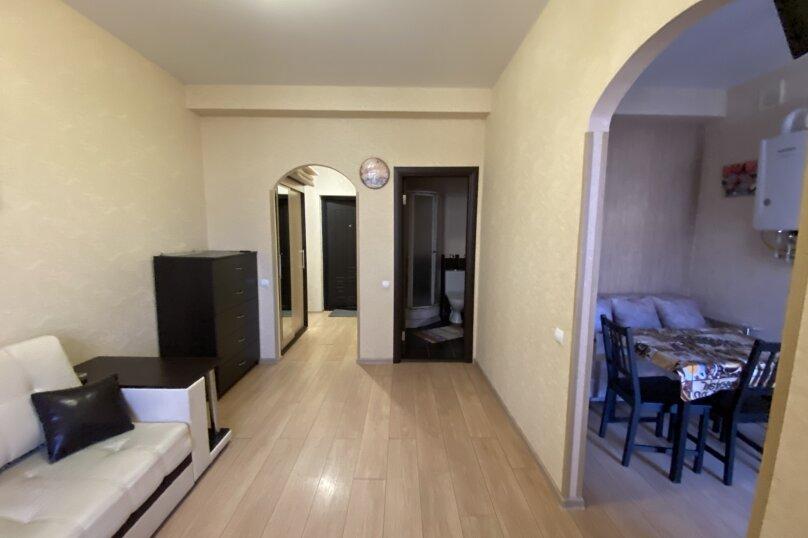 1-комн. квартира, 43 кв.м. на 4 человека, улица Просвещения, 148, Адлер - Фотография 20