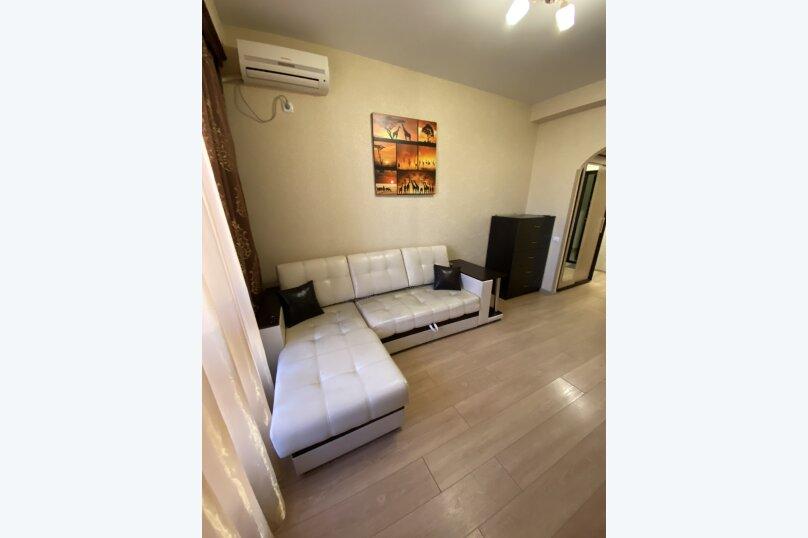 1-комн. квартира, 43 кв.м. на 4 человека, улица Просвещения, 148, Адлер - Фотография 21