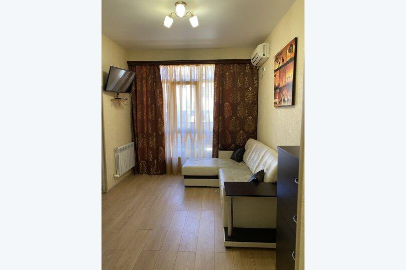 1-комн. квартира, 43 кв.м. на 4 человека, улица Просвещения, 148, Адлер - Фотография 1