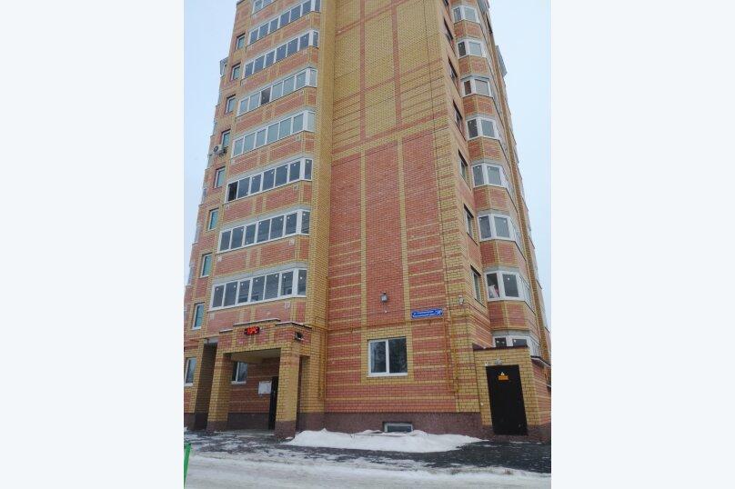 1-комн. квартира, 40 кв.м. на 2 человека, Комсомольская улица, 38Б, Йошкар-Ола - Фотография 1