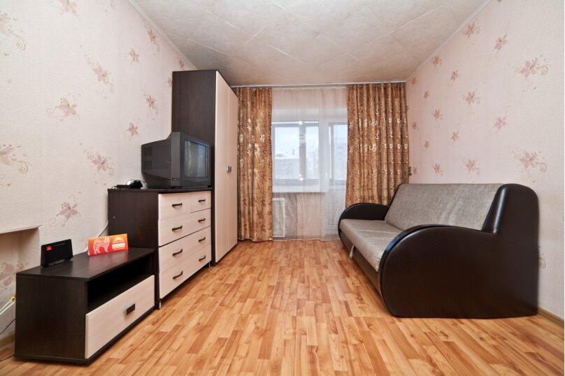 1-комн. квартира, 30 кв.м. на 4 человека, улица Азина, 20к3, Екатеринбург - Фотография 2