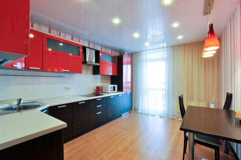 1-комн. квартира, 40 кв.м. на 4 человека, улица Щорса, 103, Екатеринбург - Фотография 6