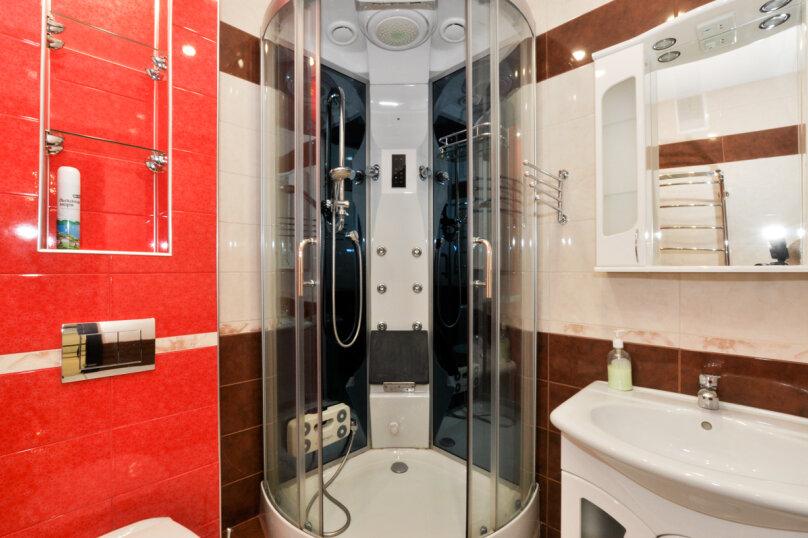 1-комн. квартира, 25 кв.м. на 2 человека, улица Сурикова, 53А, Екатеринбург - Фотография 6
