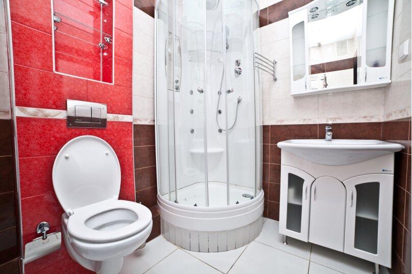 1-комн. квартира, 25 кв.м. на 2 человека, улица Сурикова, 53А, Екатеринбург - Фотография 13