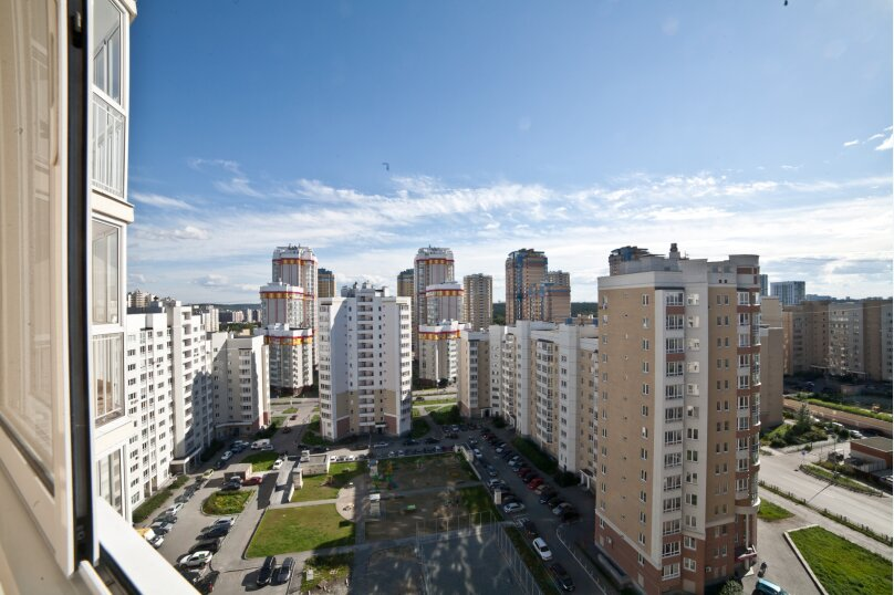 1-комн. квартира, 25 кв.м. на 2 человека, улица Сурикова, 53А, Екатеринбург - Фотография 16
