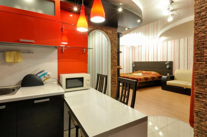 1-комн. квартира, 55 кв.м. на 4 человека, Союзная улица, 2, Екатеринбург - Фотография 4