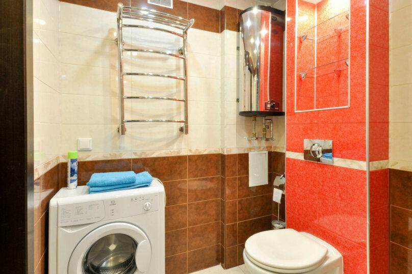1-комн. квартира, 55 кв.м. на 4 человека, Союзная улица, 2, Екатеринбург - Фотография 17